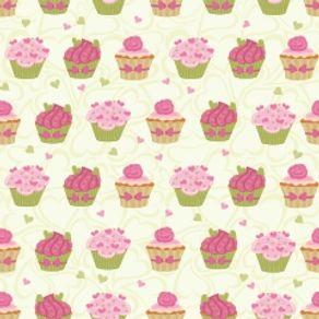 papel-de-parede-adesivo-retro-quarto-cupcake