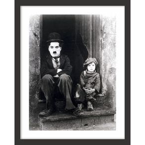 QUADRO-DECORATIVO-RETRO-PRETO-E-BRANCO-SALA-DE-ESTAR-CHAPLIN-RETRATO