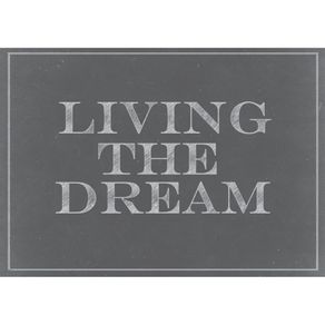 QUADRO-DECORATIVO-RETRO-SALA-DE-ESTAR-LIVING-THE-DREAM
