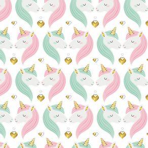 papel-de-parede-unicornio