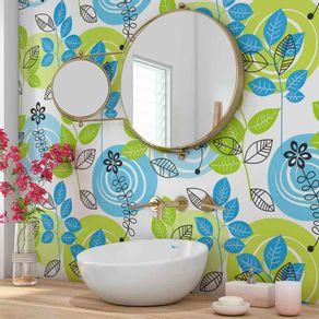 papel-de-parede-adesivo-autocolante-flores
