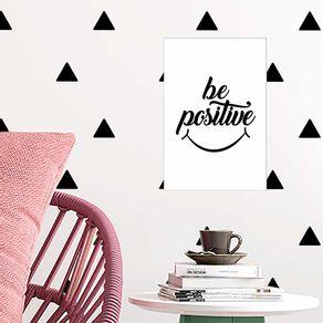 Quadro-Decorativo-Be-Positive