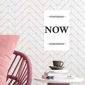 Quadro-Decorativo-Yesterday-Now-Tomorrow