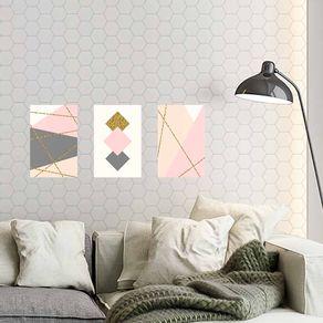Kit-3-Quadros-Decorativos-Formas-Abstratas