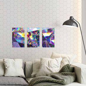 Kit-3-Quadros-Decorativos-Abstrato-Cristal