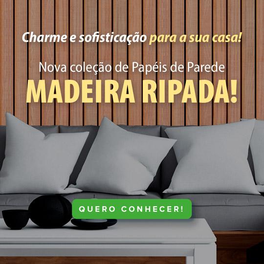 Lançamento Madeira Ripada